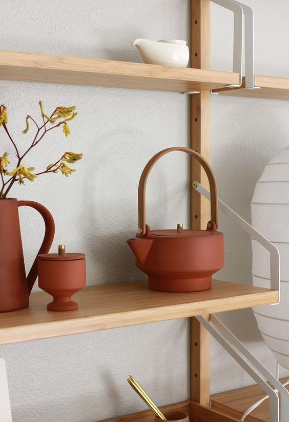 Japandi Ikea Shelves