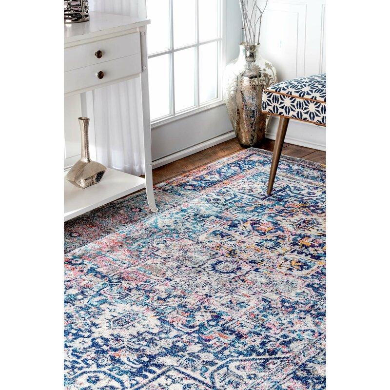 vintage rug 1